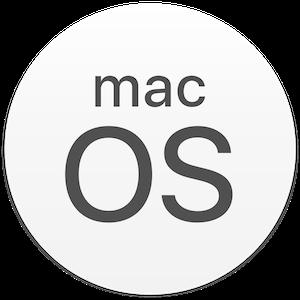 Mac OSのインストール方法