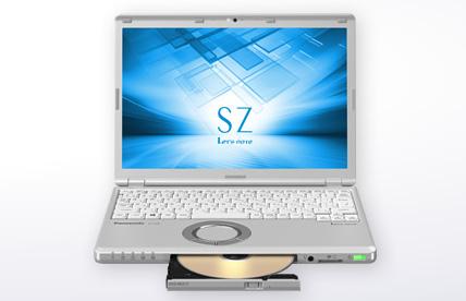 レッツノートCF-SZ6をSSDに交換する方法【高速化】