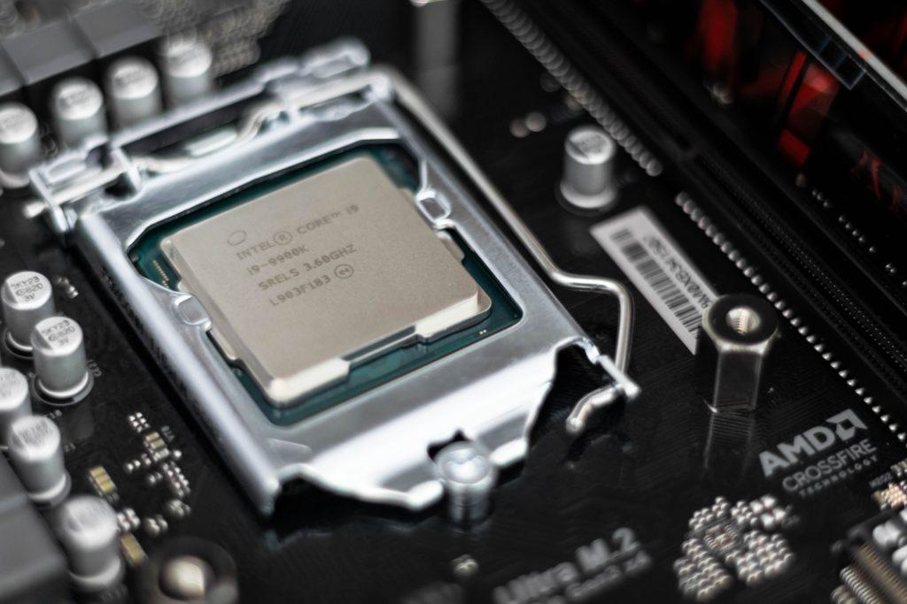 CPUの画像