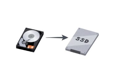 hdd・ssdクローン