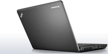 Lenovo ThinkPad E430のSSD交換、メモリ増設、ファン清掃の手順